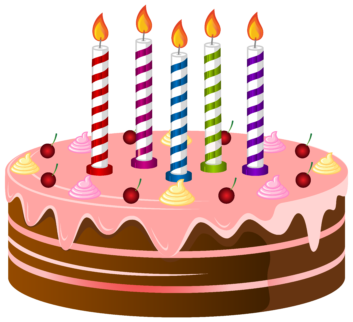Birthday Cake Clipart 51879.png